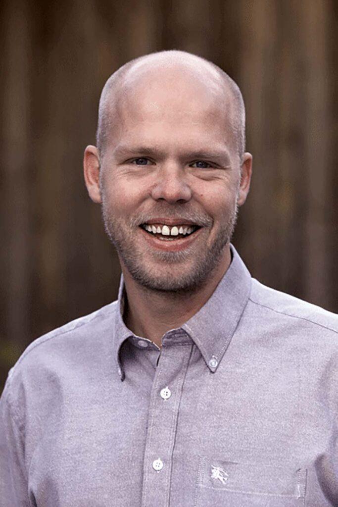 Richard Taraldsen, daglig leder i Destinasjon Hemsedal
